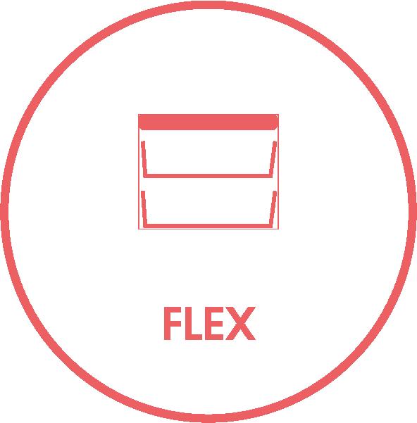 Flex-Besteckschublade