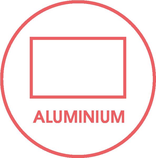 Rahmenvariante Aluminium
