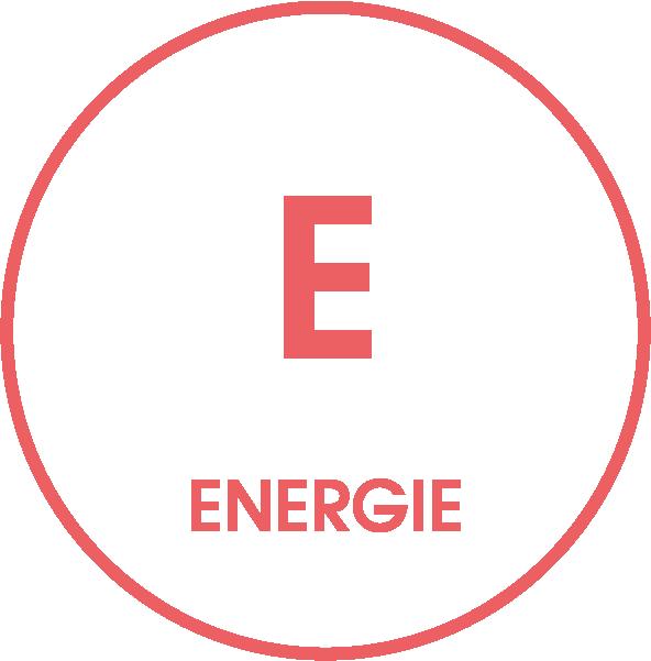 Energie-Effizienzklasse / E