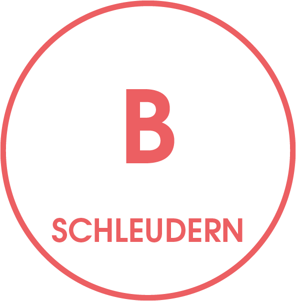 Schleuderwirkungsklasse B