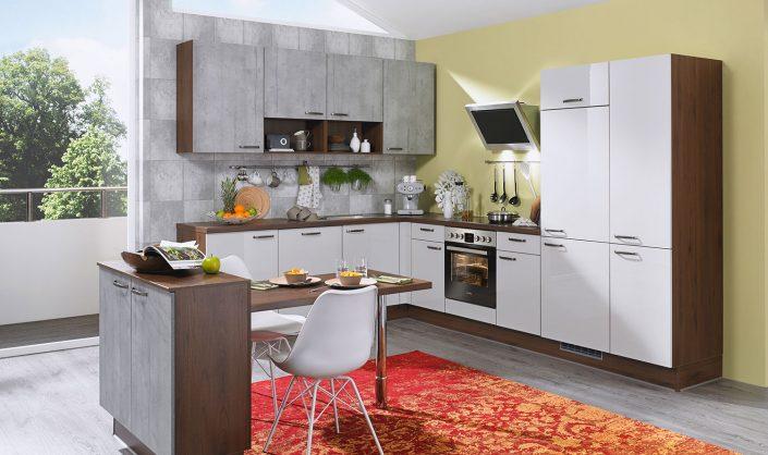 Küche Modulform: MF 27/10