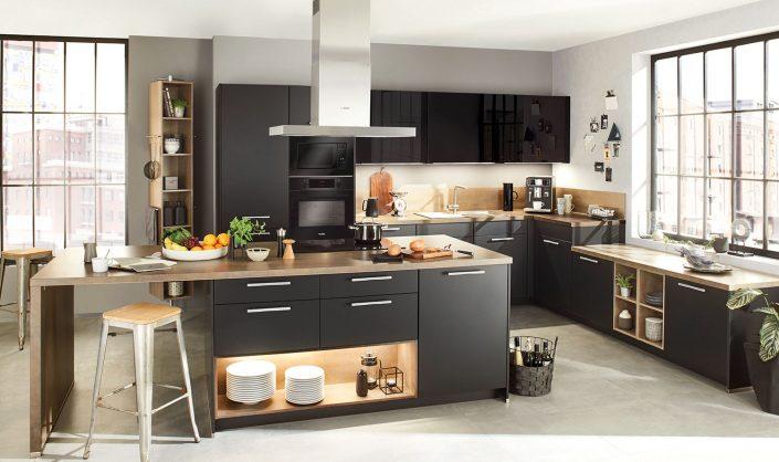 Küche Vito: TOSCA 340-B