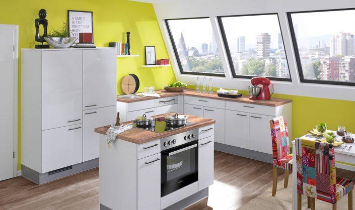 Küche Modulform: MF22