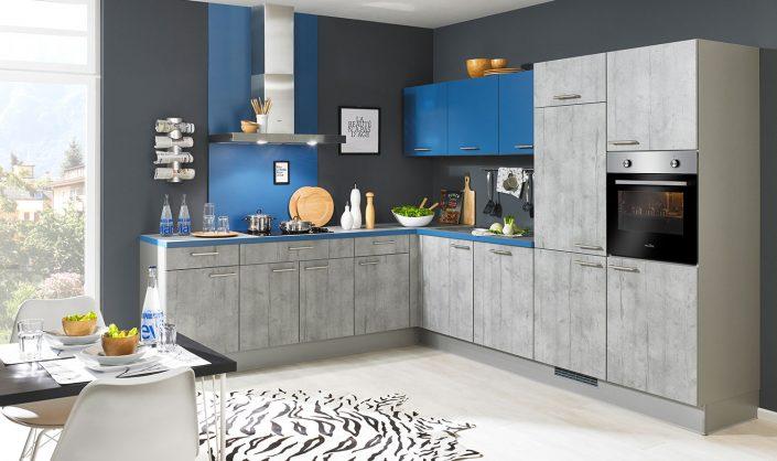 Küche Modulform: MF 10/08