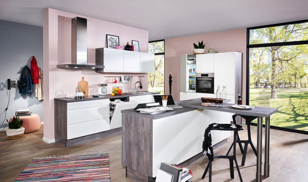 Küche Modulform: MF30
