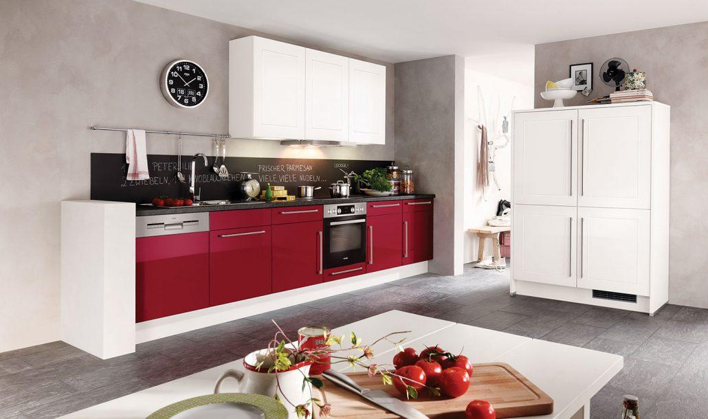Küche Modulform: MF08